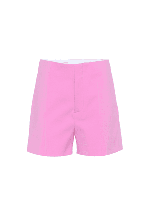 Kirk cotton-blend shorts