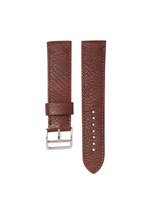 Brown 1786 Russian Hide Collection Watch Strap