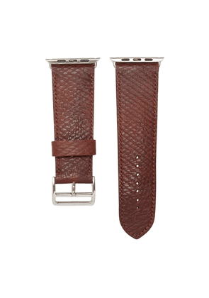 Brown 1786 Russian Hide Collection Apple Watch Strap