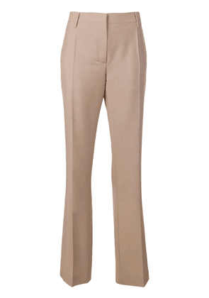 Prada Kid mohair trousers - Brown