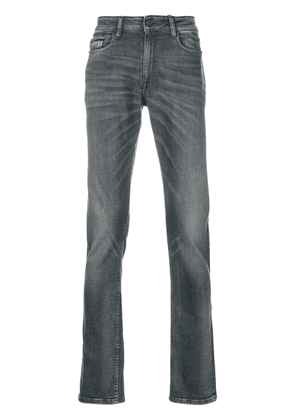 Ck Jeans faded slim fit jeans - Grey