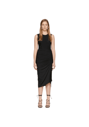 Altuzarra Black Sleeveless Mid Dress