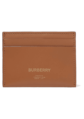 Burberry - Leather Cardholder - Light brown