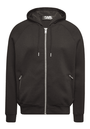Karl Lagerfeld Hoody with Embroidery