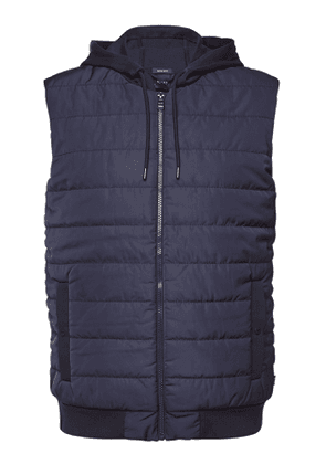 Boss Singclair Quilted Vest with Cotton