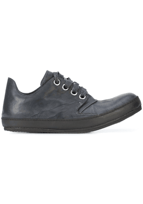 A Diciannoveventitre casual lace-up sneakers - Black