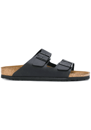 Birkenstock double-buckle sandals - Blue
