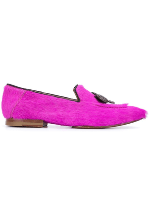 Figue Milky flat loafers - Pink
