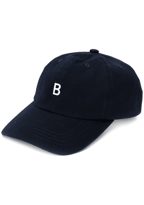 Band Of Outsiders embroidered adjustable cap - Blue