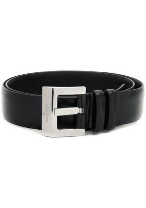 Cesare Paciotti buckled belt - Black