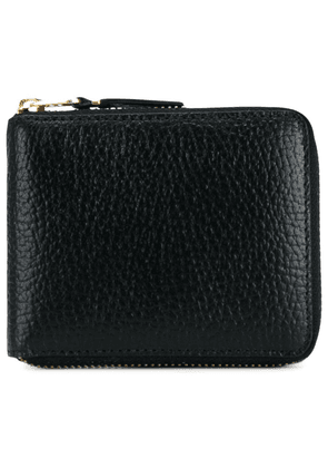 Comme Des Garçons Wallet zipped around wallet - Black