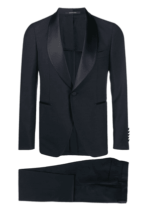 Tagliatore two-piece dinner suit - Blue