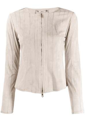 Desa 1972 fitted panel jacket - Grey