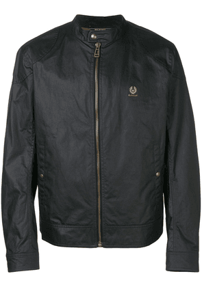 Belstaff Kelland biker collar jacket - Blue