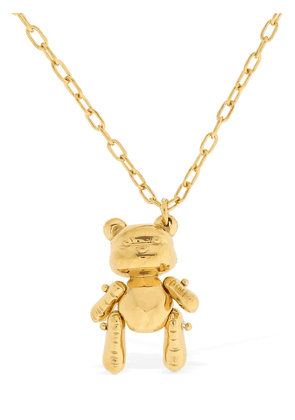 Inflated Teddy Bear Necklace
