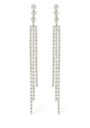 Nile Crystal Drop Earrings