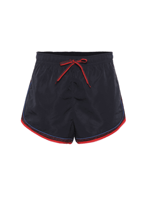 Retro Derby shorts