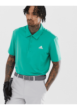 Adidas Golf Ultimate 365 polo in green