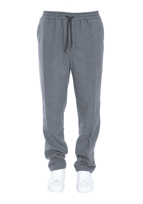 ami carrot fit jogging trousers