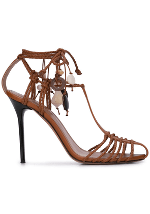 Altuzarra 'Tullio' Sandals - Brown