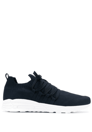 Ecoalf knitted sneakers - Blue