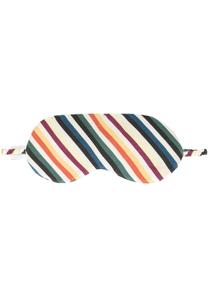 Asceno striped eye mask - Multicolour