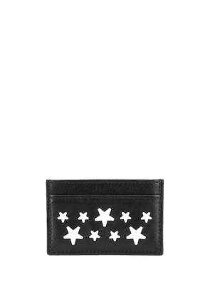 Jimmy Choo Dean card holder - Black