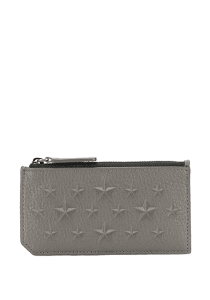 Jimmy Choo Casey card case - Grey