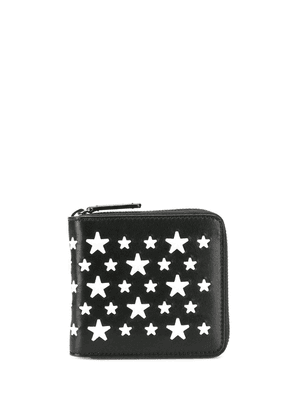 Jimmy Choo Lawrence zipped wallet - Black