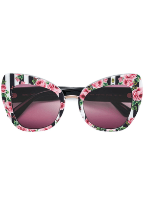 Dolce & Gabbana Eyewear Limited Edition Rose Collection Butterfly