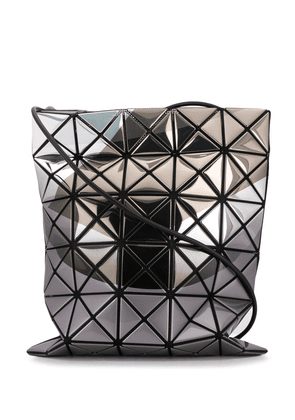 Bao Bao Issey Miyake iridescent cross body bag - Metallic