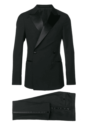 Z Zegna double buttoned tuxedo - Black