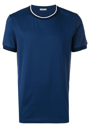 Bottega Veneta crew neck T-shirt - Blue