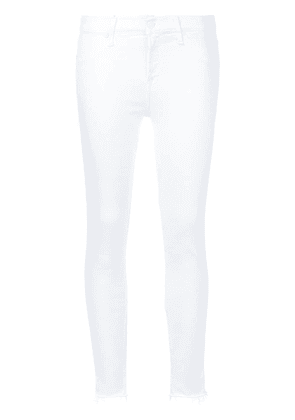 7 For All Mankind skinny-fit jeans - White