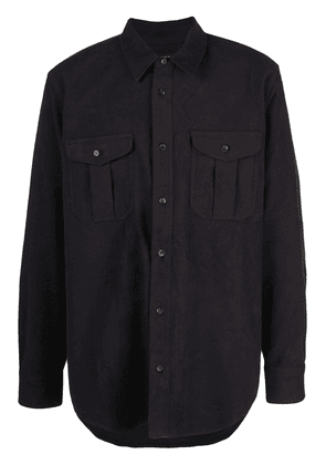 Filson Moleskin Seattle shirt - Blue