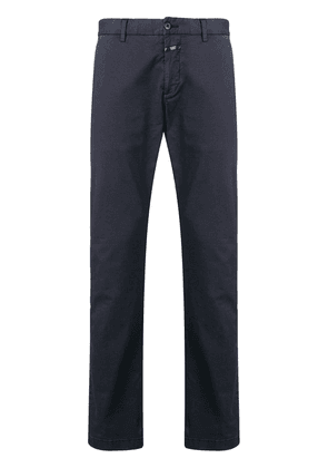 Closed classic chino trousers - Blue