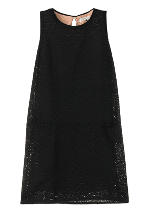 Cotélac lace dress - Black