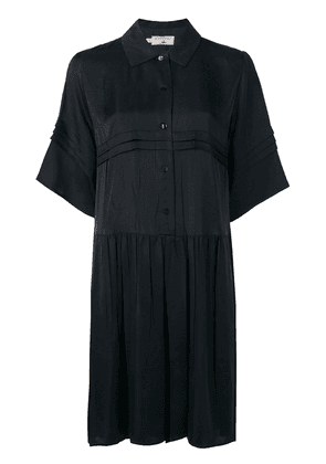 Cotélac shirt dress - Black