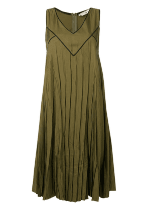 Cotélac tunic dress - Green