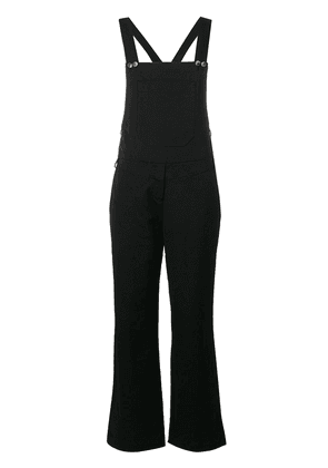 Cotélac dungaree jumpsuit - Black