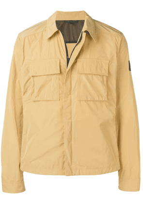 Belstaff Ollerton shirt jacket - Yellow