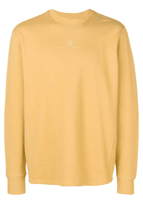 Belstaff Reydon jersey sweater - Yellow