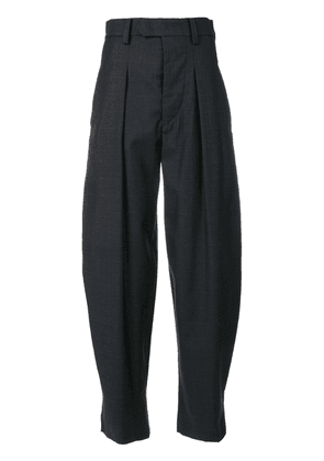 Isabel Marant Mexi oversized trousers - Blue
