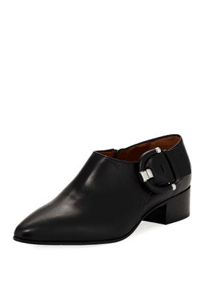 Ferry Short Ankle Bootie