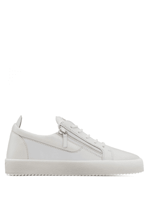 Giuseppe Zanotti - Leather low-top sneaker FRANKIE
