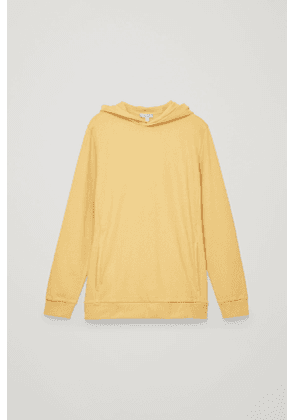 COTTON HOODED JUMPER
