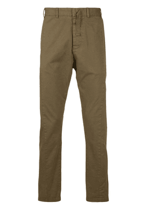 No21 tapered trousers - Brown