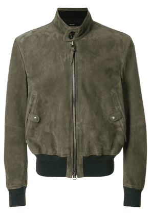 Tom Ford front zip jacket - Green