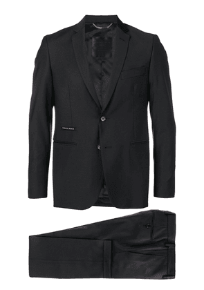 Philipp Plein slim fit two piece suit - Black
