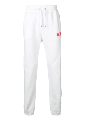Filling Pieces Age track pants - White